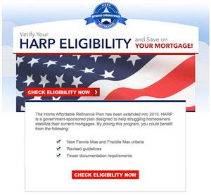 HARP Eligibility
