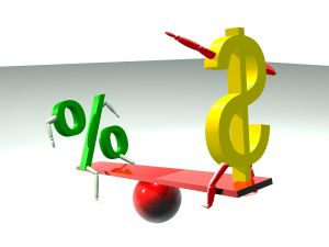 Interest Rates vs. Money