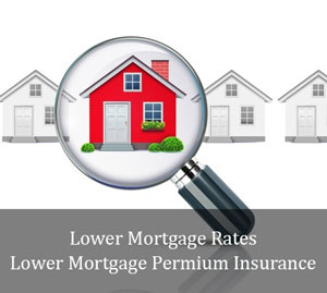 Lower Mortgage Rates Insurance Premiums