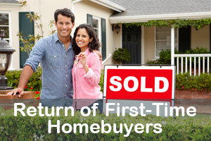 Return of First-Time Homebuyers