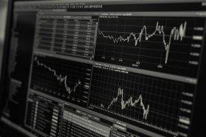 Value charts and graphs showing trends