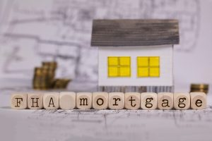 FHA mortgage to buy a home